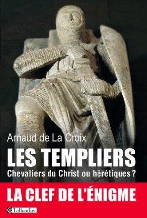 Les templiers - tallandier - 9791021005228 -