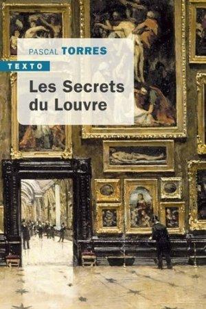 Les secrets du Louvre - tallandier - 9791021037366 -