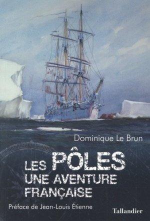 Les pôles - tallandier - 9791021037939 -
