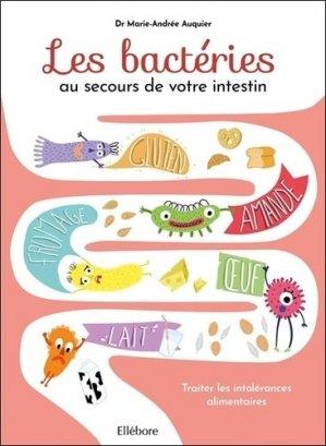 Les bactéries au secours de votre intestin - ellebore - 9791023001303 -