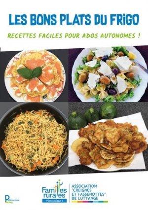 Les bons plats du frigo - Publishroom Factory - 9791023617740 -