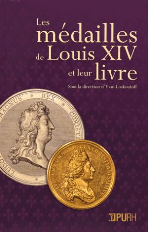 Les médailles de Louis XVI et leur livre - presses universitaires de rouen et du havre - 9791024005911 -