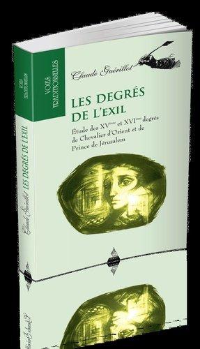 Les degrés de l'exil - Dervy - 9791024202013 -