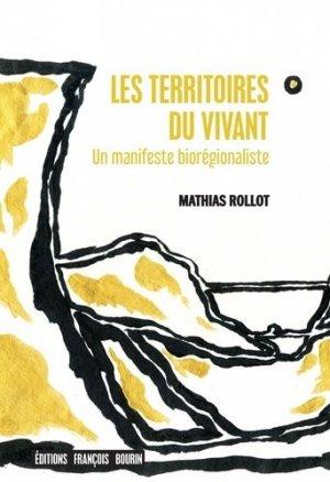 Les territoires du vivant - francois bourin - 9791025204207 -
