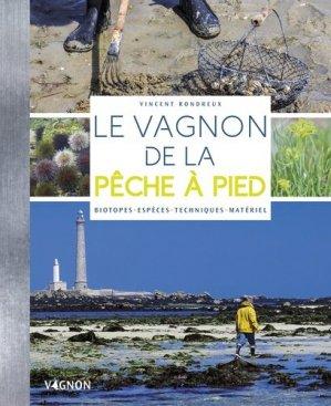 Le Vagnon de la pêche à pied - vagnon - 9791027103058 -