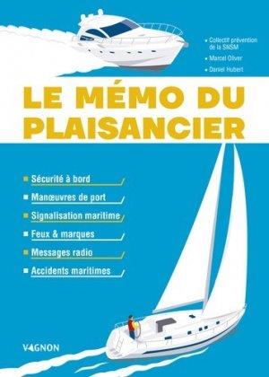Le mémo du plaisancier - vagnon - 9791027103881 - https://fr.calameo.com/read/005884018512581343cc0