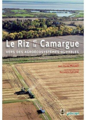 Le riz et la camargue - educagri - 9791027501540 -