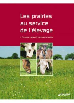 Les prairies au service de l'élevage - educagri - 9791027501601