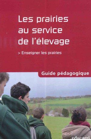 Les prairies au service de l'elevage - educagri - 9791027501618 -