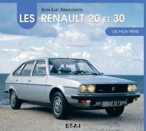 Les renault 20 et 30 - etai - editions techniques pour l'automobile et l'industrie - 9791028300012 -