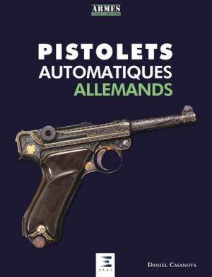 Les Pistolets Automatiques Allemands - etai - editions techniques pour l'automobile et l'industrie - 9791028301361 -