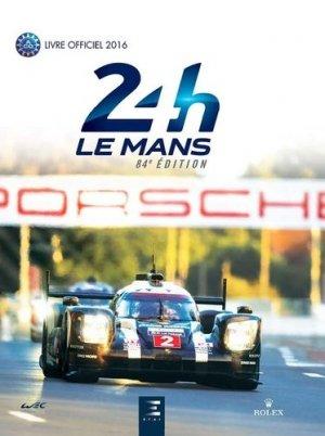 Les 24h du Mans - etai - editions techniques pour l'automobile et l'industrie - 9791028301422 -