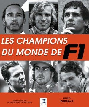 Les champions du monde de F1 - etai - editions techniques pour l'automobile et l'industrie - 9791028304331 -