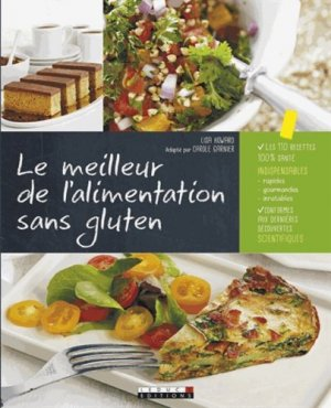 Le meilleur de l'alimentation sans gluten - leduc - 9791028501136 -