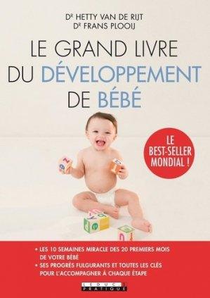 Le grand livre du développement de bébé - leduc - 9791028510701 -