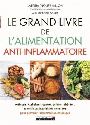 Le grand livre de l'alimentation anti-inflammatoire - leduc - 9791028512149 -