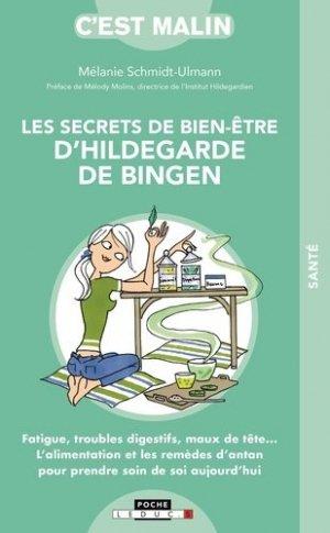 Les secrets de bien-être d'Hildegarde de Bingen - leduc - 9791028514587 -