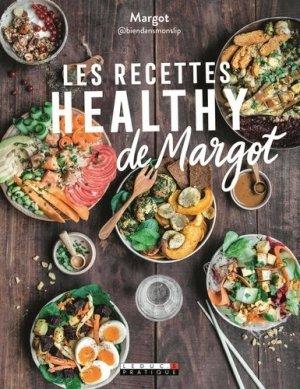 Les recettes healthy de Margot - leduc - 9791028514792 -