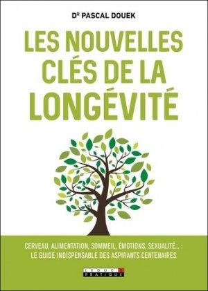 Les nouvelles cles de la longevité - leduc - 9791028515690 -