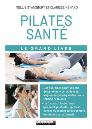 Le grand livre du Pilates santé - leduc - 9791028516703 -