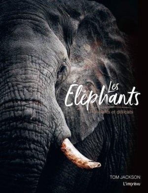 Les éléphants - de l'imprevu - 9791029508899 -