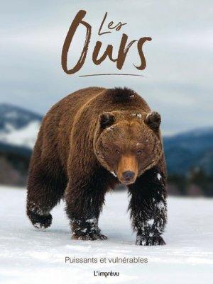Les ours - de l'imprevu - 9791029509094 -