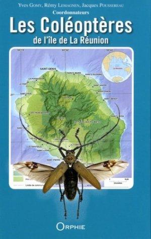 Les coléoptères de l'île de la Réunion - orphie - 9791029801556 -