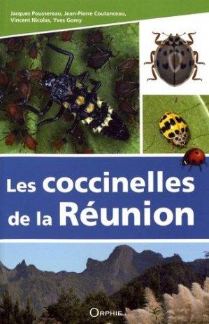 Les coccinelles de l'île de La Réunion - orphie - 9791029802492 -