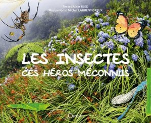 Les insectes - orphie - 9791029803093 -