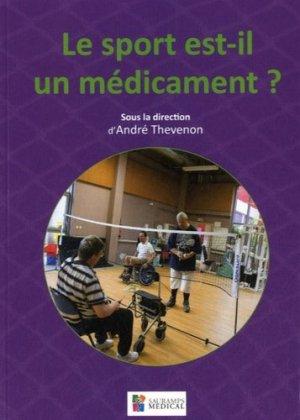 Le sport est-il un médicament ? - sauramps medical - 9791030300277 -