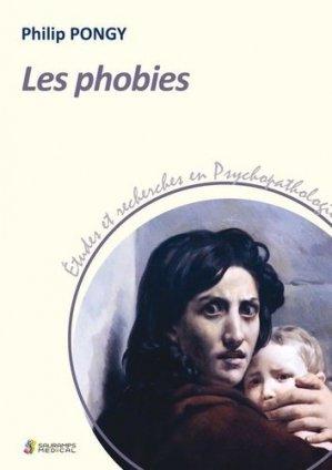 Les phobies - Sauramps Médical - 9791030302462 -