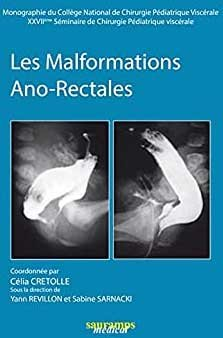 Les Malformations Ano-Rectales - sauramps medical - 9791030302974 -