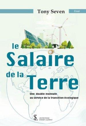 Le salaire de la Terre - 7 écrit Editions - 9791032643143 -