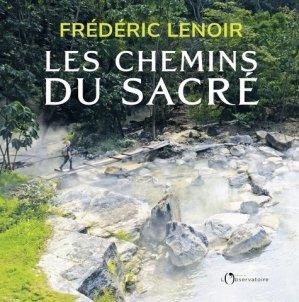 Les chemins du sacré - Observatoire Editions de l' - 9791032903575 -