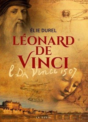Léonard de Vinci - geste - 9791035302566 -