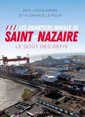 Les chantiers navals de Saint-Nazaire - geste - 9791035303846 -