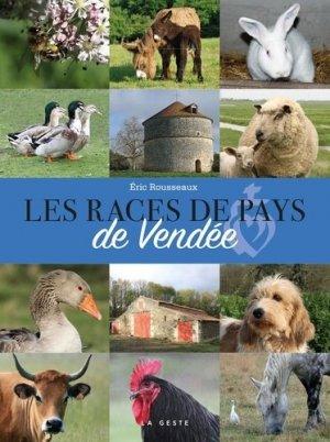 Les races de pays de Vendée - geste - 9791035306069 -