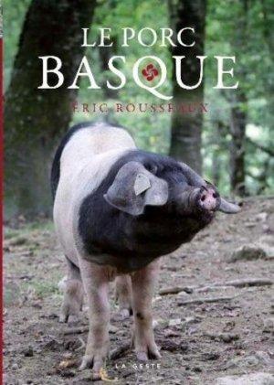 Le porc Basque - geste - 9791035307073 -