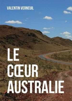 Le Coeur Australie - Bookelis - 9791035949174 -