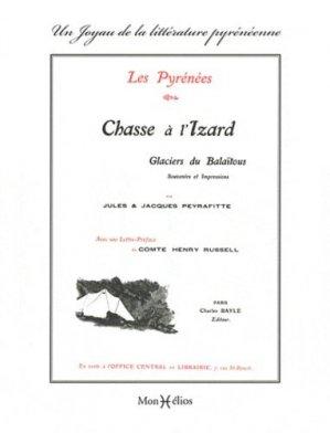 Les Pyrénées Chasse à l'izard - monhelios - 9791090065048 -