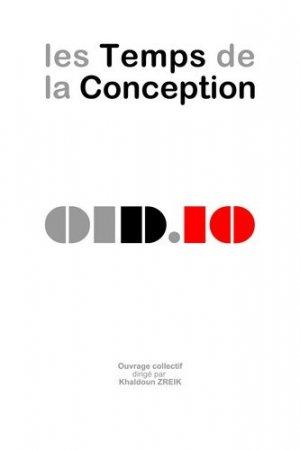Les temps de la conception - Europia Productions - 9791090094284 -