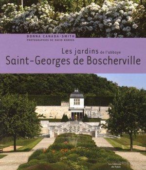 Les jardins de l'abbaye Saint-Georges de Boscherville - du palais - 9791090119413 -
