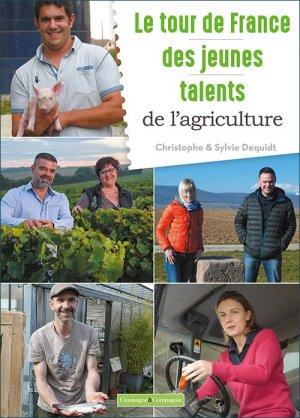 Les jeunes talents de l'agriculture - france agricole - 9791090213845 -