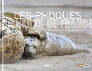 Les phoques en Hauts-de-France - mineur  - 9791090227361 -