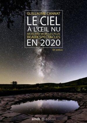 Le ciel à l'oeil nu en 2020 - amds - 9791090238275 -