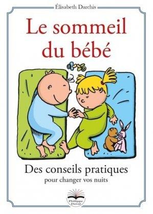 Le sommeil du bébé - Philippe Duval - 9791090398993
