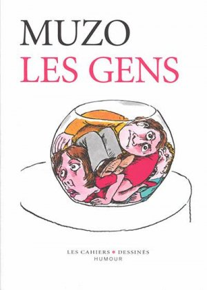 Les gens - Les Cahiers dessinés - 9791090875937 -