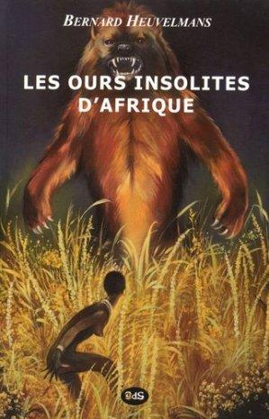 Les Ours Insolites d'Afrique - de l'oeil du sphinx - 9791091506298