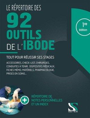 Le répertoire des 92 outils de l'IBODE - setes - 9791091515610 -