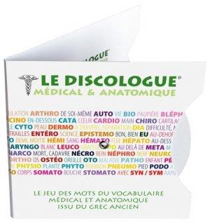 Le Discologue - Médical et anatomique - entouca - 9791091943154 -